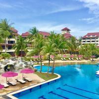 迪沙魯海灘桑德及桑德爾斯Spa度假酒店,迪沙魯的飯店