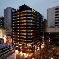 Nine Tree Hotel Myeongdong, hotel in Seoul