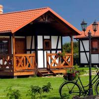 Domki Dzika Róża – hotel w mieście Darłowo