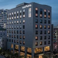 Alex 72 Hotel, hotel in Suwon