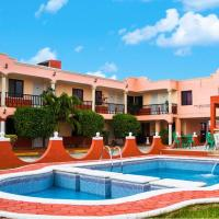 Hotel Hacienda Cortes, hotel near Manuel Crescencio Rejón International Airport - MID, Mérida