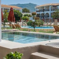 Bitzaro Grande Hotel & Suites, hotel in Kalamaki