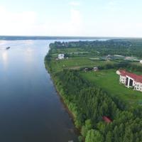 Вилла Волга, отель в Калязине