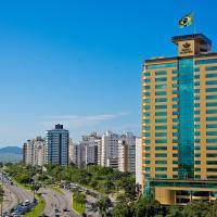 Majestic Palace Hotel, hotel en Florianópolis