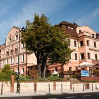 Hotel Maria Helena, hotel in Szczawno-Zdrój