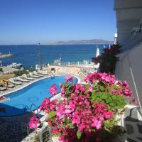 Hotel Milos, hotel in Megalochori