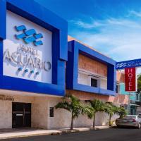 Hotel Acuario, hotel in Ciudad del Carmen