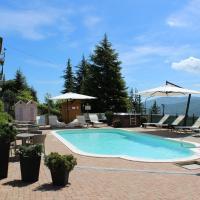 Albergo Ristorante Miramonti Toano, hotel in Toano