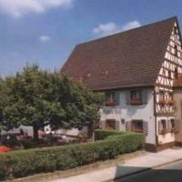 Hotel-Gasthof Rotes Roß, hotel in Heroldsberg