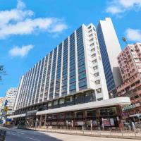 Metropark Hotel Mongkok, hotel di Hong Kong