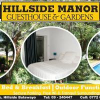 Hillside Manor, hotel in Bulawayo