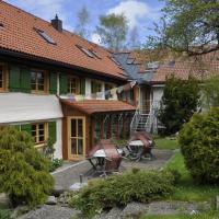 Landhaus Ayurvedicus Veggie B&B, hotel in Oberreute