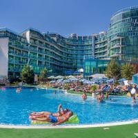 Hotel Primorsko Del Sol, отель в Приморско