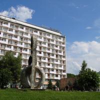 Санаторий Дубрава, отель в Железноводске
