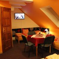 Dj-penzion, отель в городе Vracov