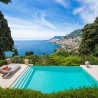Luxury villa 5L, best Monaco view