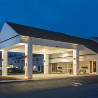Atlantic Host Hotel, hotel em Bathurst