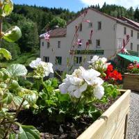 Les Cevennes、Saint-Cirgues-en-Montagneのホテル