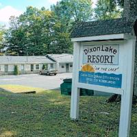 Dixon Lake Resort Motel