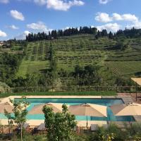 Borgo Del Cabreo, hotel in Greve in Chianti