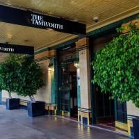 The Tamworth Hotel, hotel in Tamworth