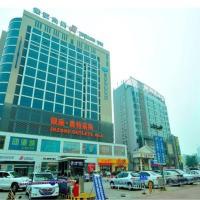 Jinjiang Inn Taian Taishan Avenue, hotel u gradu Tajan