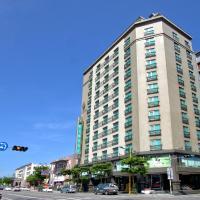 藍天麗池飯店,花蓮市的飯店