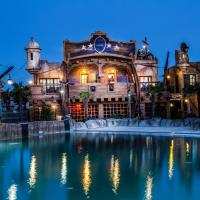 Hôtel Cap Pirate, hôtel au Cap d'Agde
