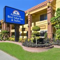 Americas Best Value Inn & Suites - Fontana, hotel in Fontana