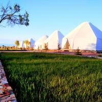 Yurt camp Meiman Ordo, hotel en Bokonbayevo