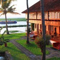 Coconut Lagoon - CGH Earth, hotel en Kumarakom