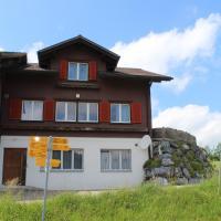 Apartment Hulfteggpass, hotel in Mühlrüti