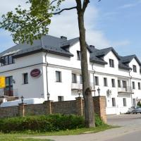 Sala Bankietowa i Pokoje Gościnne – hotel w mieście Sokółka