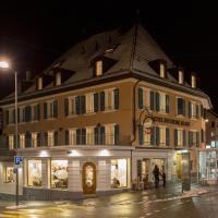Hôtel du Cheval Blanc, hotel in Bulle