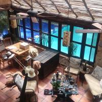 Casa en la Selva a 15 min aeropuerto, hotel near Cancún International Airport - CUN, Cancún