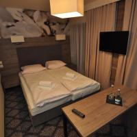 Pass Hotel, отель в городе Zebrzydowice