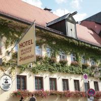 Altstadt-Hotel Zieglerbräu, hotel a Dachau