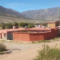 Alhajita del Wayra, hotel en Huacalera
