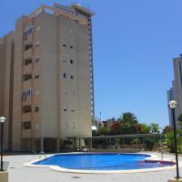 Apartamentos Finestrat I-II, hotel in Cala de Finestrat