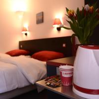 Hotel Joinville Hippodrome, hotel in Joinville-le-Pont