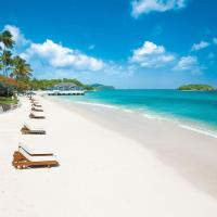 Sandals Halcyon Beach All Inclusive - Couples Only, hotel in Vigie