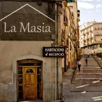 Hostal La Masia, hotel a Manresa