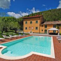 Villa Le Panche, hotell i Pontepetri