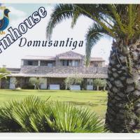 Domus Antiga Appartamenti, hotell i San Giovanni Suèrgiu