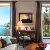 Hotel Villa Belvedere, hotel en Taormina