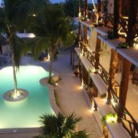 Tierra Mia Boutique Hotel, hôtel à Holbox