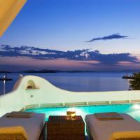 Harmony Boutique Hotel: Mikonos'ta bir otel
