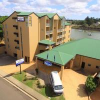 Burnett Riverside Hotel, hotel in Bundaberg