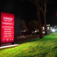Farnham Court Motel and Restaurant, hotel in Morwell