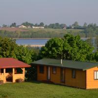 Domek nad jeziorem Gaładuś, viešbutis mieste Sejny